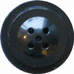 Black base with 5 holes.